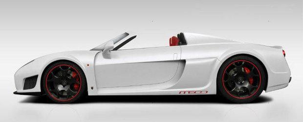 Noble M600 Roadster - 650 cai putere DA, acoperis NU