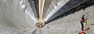 Noi cu Pasajul Piata Sudului, americanii cu autostrazile subterane pe 50 de niveluri