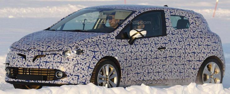 Noi detalii despre cea de-a 4-a generatie Renault Clio