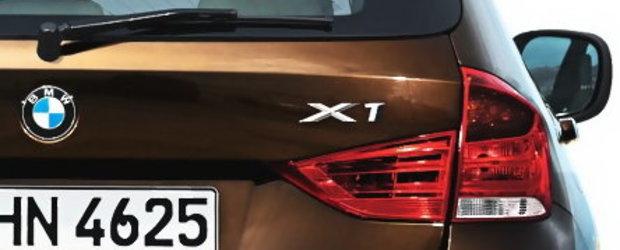 Noi imagini cu BMW X1