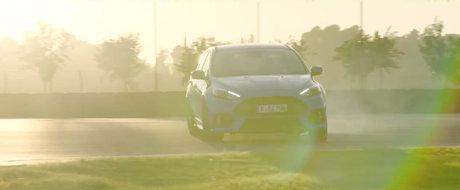 """Noi impresii de la bordul ultimului Ford Focus RS. """"Ne uitam la regele hot-hatch-urilor""""."""