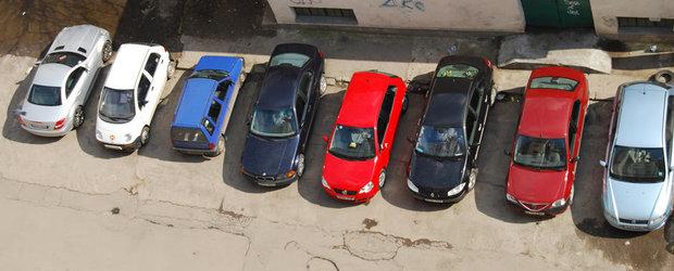Noi locuri de parcare in sectorul 2
