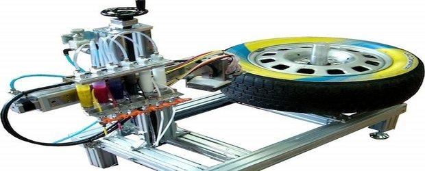 Noi modalitati prin care sa-ti tunezi masina: imprimanta pentru cauciucuri