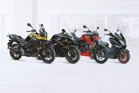 Noi modele de la Suzuki
