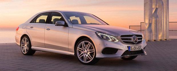 Noi motoare cu trei, patru si opt cilindri vor lua cu asalt gama Mercedes
