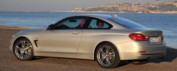 Noi motorizari pentru BMW Seria 4 Coupe si BMW X5
