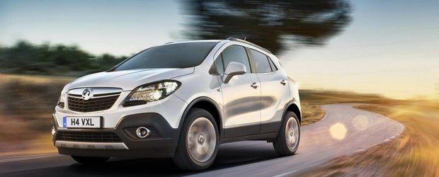 Noi poze cu Opel Mokka