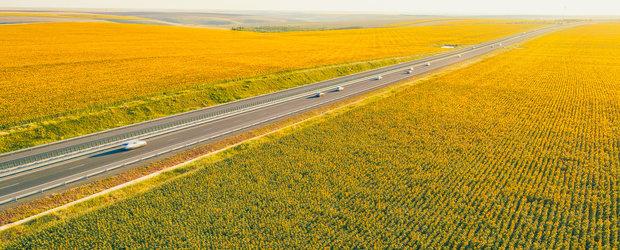 Noi restrictii de circulatie pe autostrada care leaga capitala de Constanta. Anuntul facut de autoritati