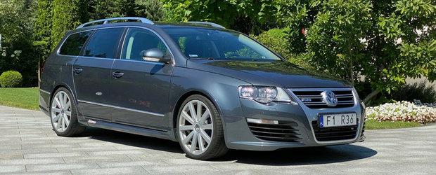 Noi un asemenea Passat n-am mai vazut pana acum. Modelul din 2009 are motor turbo de 3.6 litri si 627 de cai putere!