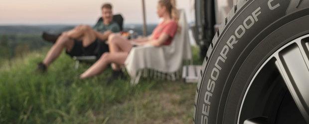 Noile anvelope Nokian Seasonproof C ofera siguranta deplina pe tot parcursul anului