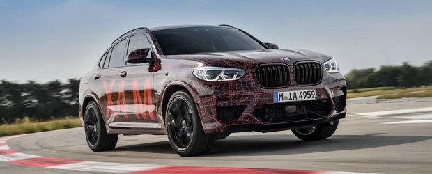 Noile BMW X3 M si X4 M sunt aici: tractiune integrala inteligenta si motor cu peste 450 de cai putere