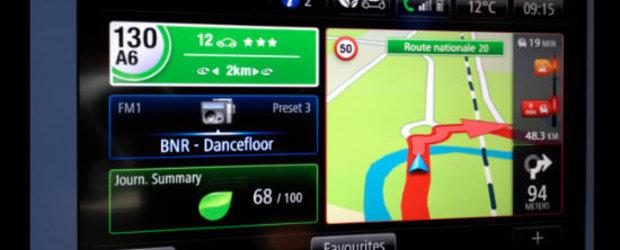 Noile Clio si Zoe vor fi dotate cu sistemul de conectivitate R-Link