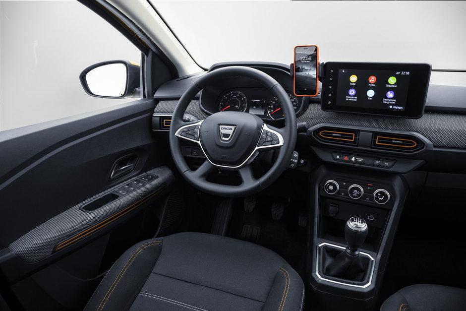 Noile Dacia Logan, Dacia Sandero si Dacia Sandero Stepway