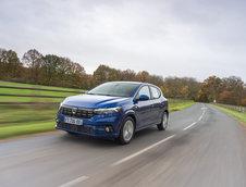 Noile Dacia Sandero si Dacia Sandero Stepway