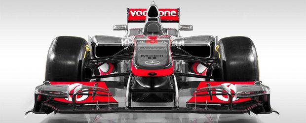 Noile modificari pentru sezonul 2012 in Formula 1