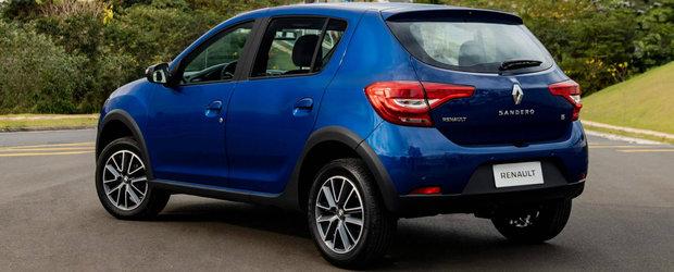 Noile Renault Sandero si Logan au fost prezentate oficial. Ar putea arata la fel si versiunile Dacia?