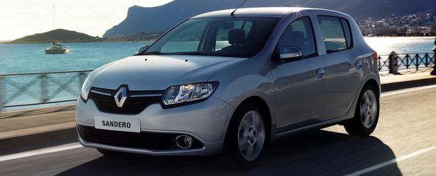 Noile Sandero si Logan, modificate si vandute sub sigla Renault in Rusia