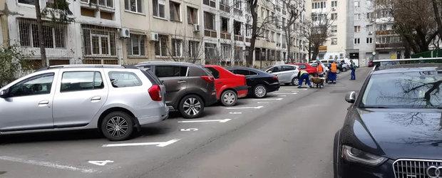 Noile tarife au fost aprobate: Soferii vor plati de opt ori mai mult pentru un loc de parcare in Bucuresti