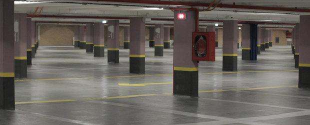 Noile tarife au fost aprobate: Soferii vor plati pana la 460 de lei pe zi pentru un loc de parcare in Bucuresti