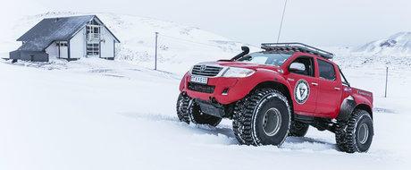Nokian vrea sa cucereasca extremele montane cu noua anvelopa de expeditie Hakkapeliitta 44