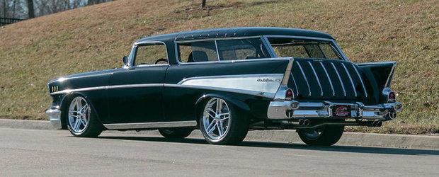 Nomad la exterior, Corvette la interior. Acest Chevrolet e plin de surprize!