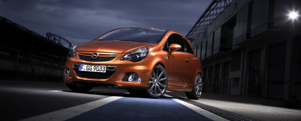 Nou: Corsa OPC Nurburgring Edition si Insignia OPC Unlimited