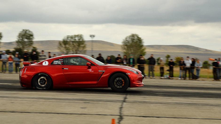 Nou record european pentru Exelixis Motorsport: 8.47 secunde pentru Nissan GT-R