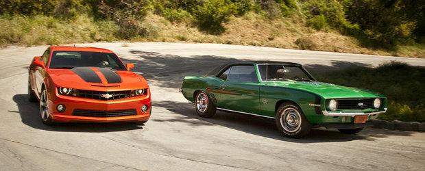 Nou sau vechi? Aceeasi masina, dar generatii diferite: care este cea mai frumoasa, dupa parerea ta?