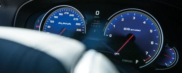 Noua Alpina B5 Bi-Turbo Touring: cel mai rapid break al momentului face suta in 3,5 secunde si atinge lejer 320 de km/h