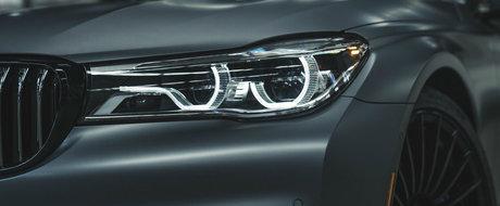 Noua ALPINA B7 Exclusive Edition este o limuzina de peste 600 de cai INTERZISA europenilor