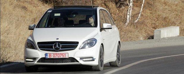 Noua Clasa B de la Mercedes-Benz - clasa compact intra intr-o noua era