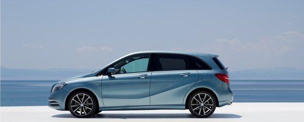 Noua Clasa M si noua Clasa B de la Mercedes-Benz - in premiera in Romania la Salonul Auto de la Bucuresti