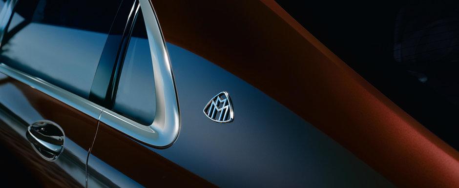 Noua creatie BRABUS este un MERCEDES-MAYBACH pe sterorizi. Are 900 CP si cuplu cat sa mute muntii