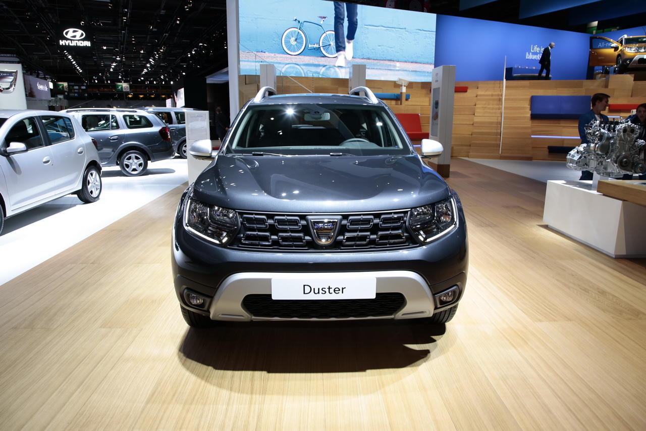 Noua Dacia Duster 1.3 TCe - Noua Dacia Duster 1.3 TCe