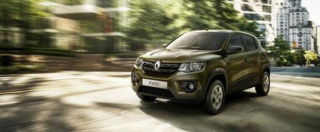 Noua Dacie de 5000 de Euro este de fapt Renault Kwid, nicidecum Kayou