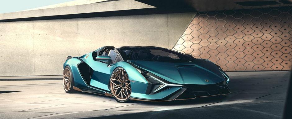 Noua decapotabila cu 819 CP de la Lamborghini este o bijuterie pe roti. VIDEO sa te convingi si singur