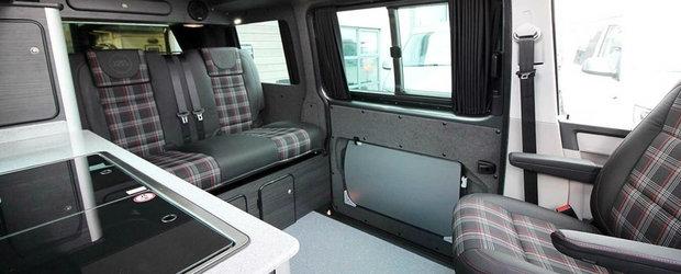 Noua duba de la Volkswagen ascunde la interior scaune de Golf GTI. FOTO ca sa te convingi si singur