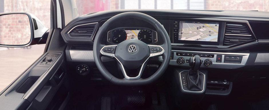 Noua duba de la Volkswagen e mai desteapta decat multe masini cu pretentii. FOTO ca sa te convingi si singur