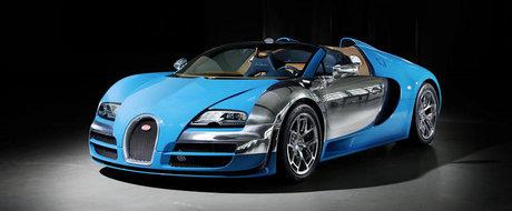 Noua editie Bugatti Legend ii aduce un omagiu pilotului Meo Costantini