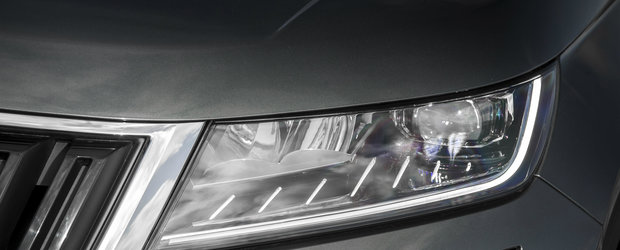 Noua Fabia facelift debuteaza in prima schita oficiala. Cum arata subcompacta cehilor de la Skoda