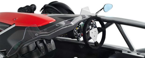 Noua generatie a debutat oficial si are motor de Honda Civic Type R. Primele exemplare vor ajunge pe strazi anul viitor