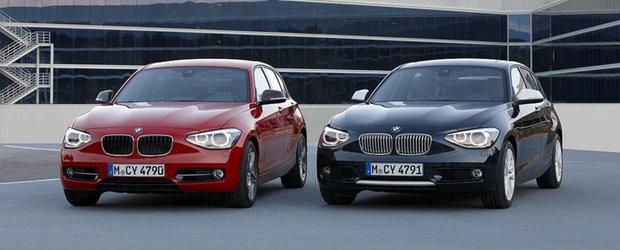 Noua generatie a modelului BMW Seria 1 a fost lansata in Romania
