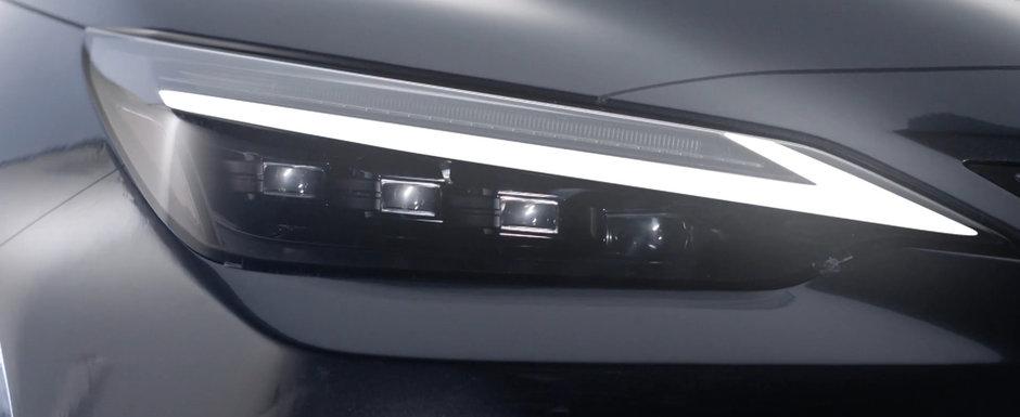 Noua generatie arata ca un OZN. Compania producatoare a publicat acum prima imagine oficiala