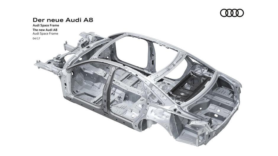 Noua generatie Audi A8