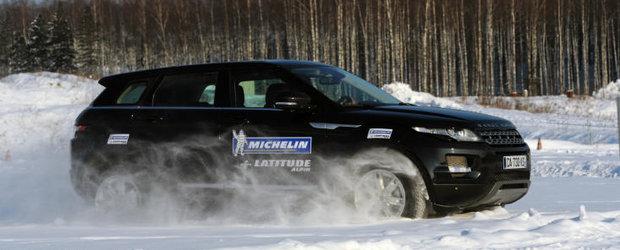 Noua generatie de MICHELIN Latitude Alpin, special conceputa pentru SUV-uri
