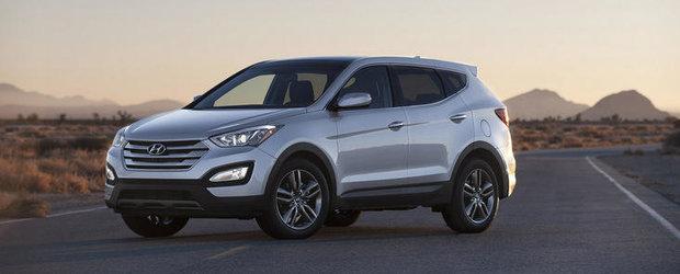 Noua generatie Hyundai Santa Fe a fost prezentata la New York