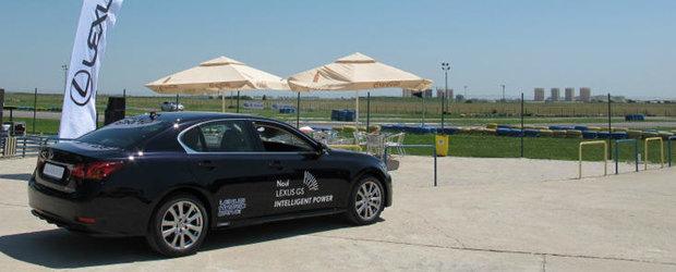 Noua generatie Lexus GS, lansata oficial pe piata din Romania