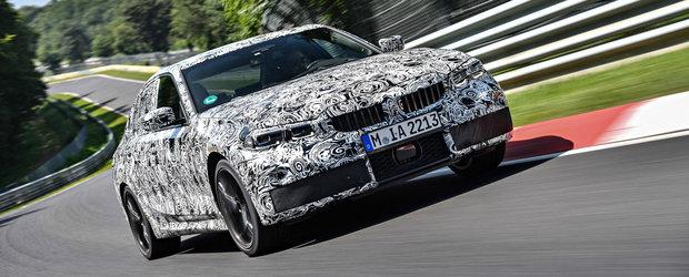 Noua generatie Seria 3 a fost testata in cele mai ostile medii de pe Pamant. Informatii noi despre sedanul german
