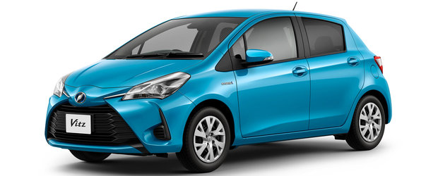 Noua generatie Toyota Yaris, data in vileag de chinezi