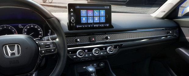 Noua Honda Civic Sedan a debutat oficial. Cea de-a 11-a generatie e diferita de tot ce stiai. Cat costa